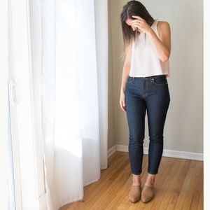 Everlane Ultimate Stretch Mid-rise Skinny Jeans